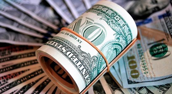 nota de dolar