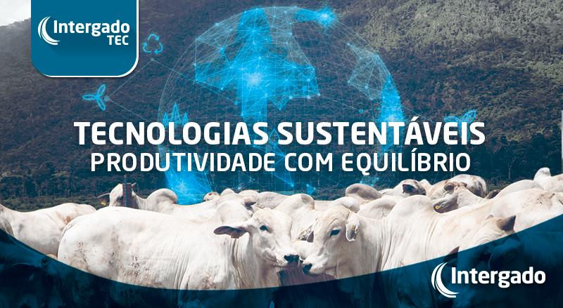 tecnologias sustentáveis no campo