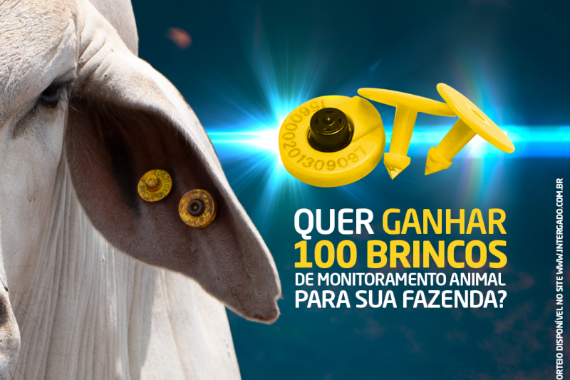 REGULAMENTO SORTEIO 100 BRINCOS DE MONITORAMENTO ANIMAL