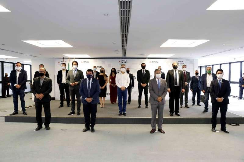 Intergado assina Protocolo de Intenções para receber benefícios do Governo de Minas Gerais